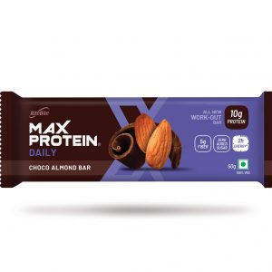 RiteBite Max Protein Daily Choco Almond 10g Pack Of 6
