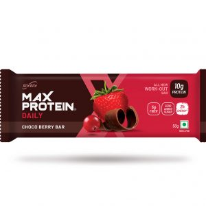 RiteBite Max Protein Daily Choco Berry 10g Pack Of 6