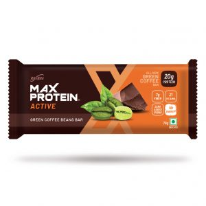RiteBite Max Protein Active Green Coffee Beans 20g Pack Of 6