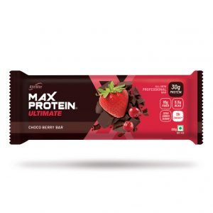 RiteBite Max Protein Utimate Choco Berry 30g Pack Of 6