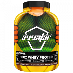AVVATAR ABSOLUTE 100% WHEY PROTEIN
