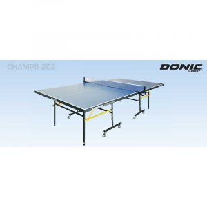 DONIC CHAMPS 202 TABLE TENNIS TABLE