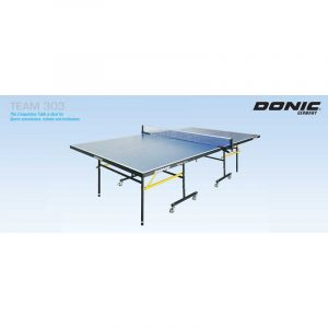 DONIC TEAM 303 TABLE TENNIS TABLE