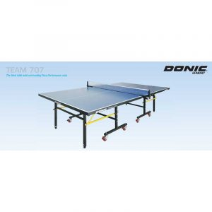 DONIC TEAM 707 TABLE TENNIS TABLE