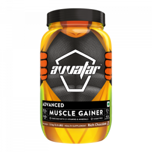 AVVATAR ADVANCED MUSCLE GAINER