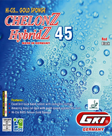 GKI CHELONZ HYBRIDZ 45