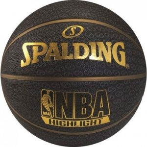 SPALDING HIGHLIGHT BASKETBALL