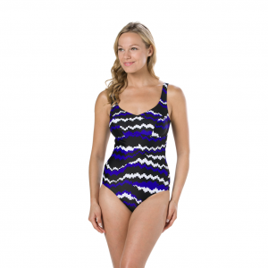 Marlena 1 Piece – Chroma Blue