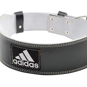 Adidas Weight Lifting Belt Leather