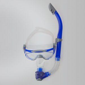 Glide Mask Snorkel Fin Set