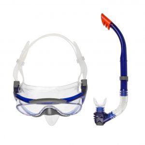 Glide Mask and Snorkel Set