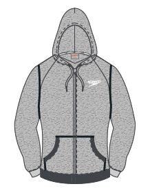 Large Logo Pullover Hoody