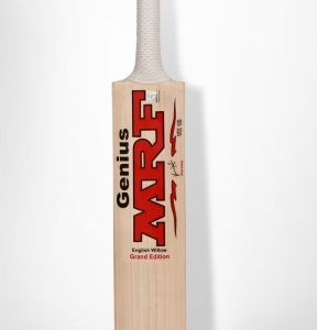 CRICKET BAT MRF GENIUS GRAND EDITION ENGLISH WILLOW