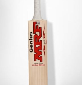 CRICKET BAT MRF GENIUS LIMITED EDITION ENGLISH WILLOW