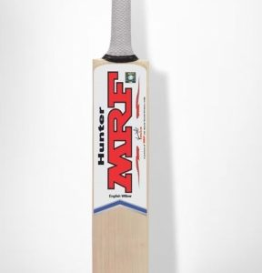 CRICKET BAT MRF HUNTER ENGLISH WILLOW