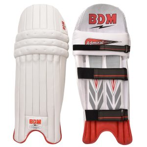 BDM Admiral Super Test Batting Leg Guards
