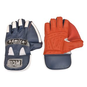 BDM Admiral Super Test Wicket Keeping Gloves