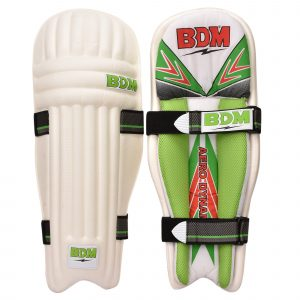 BDM Aero Dynamic Batting Leg Guards