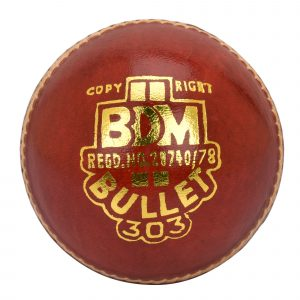 BDM Bullet Or Kiwi Or Club Master Cricket Ball