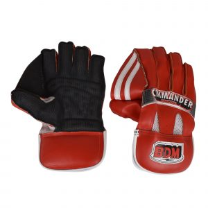 BDM Commander County Wicket Keeping Gloves