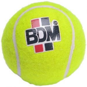 BDM Cricket Heavy/Light Tennis Ball