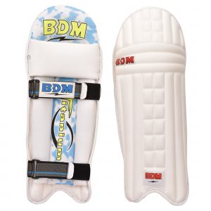 BDM Titanium Batting Leg Guards