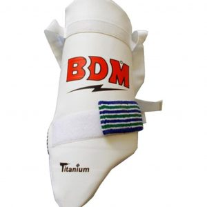BDM Titanium Thigh Guard
