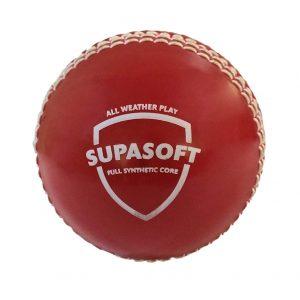 SG Supasoft Synthetic Cricket Ball