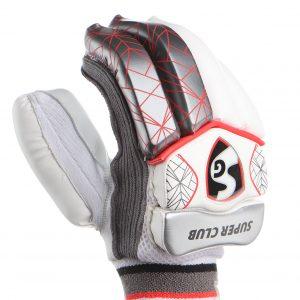 SG Super Club Batting Gloves