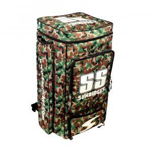 SS Camo Duffle Bag