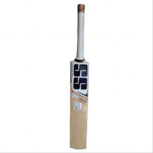 SS White Edition Gold Kashmir Willow Cricket Bat