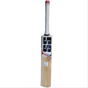 SS White Edition Red Kashmir Willow Cricket Bat