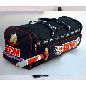 BDM Dynamic Power Wheeler Cricket Kit Bag