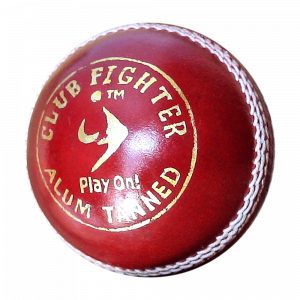 SM Club Fighter Alum Tanned Leather Ball