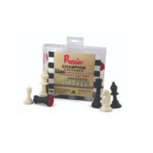 Precise Champion Chessmen