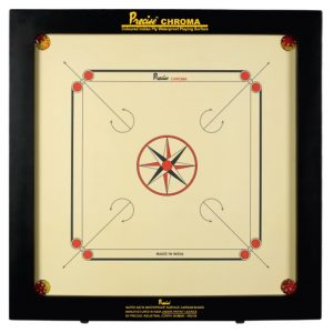 Precise Chroma Carrom