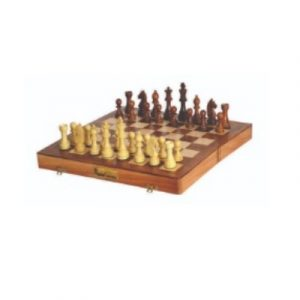Precise Emperor Series With Wooden Chessmen