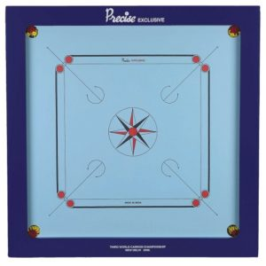 Precise Exclusive Carrom