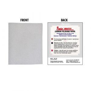 Precise Smoothy Carrom Polishing Paper