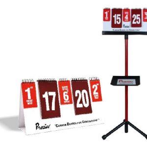 Precise Tournament Score Board