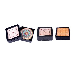 Precise Tournament Striker (Patented Carrom Shape Box)