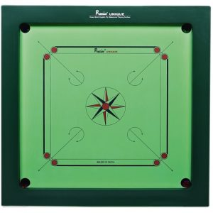 Precise Unique Carrom