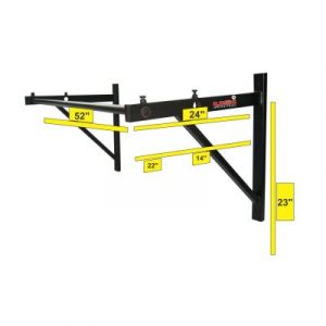 USI 7023 WALL PULL UP SYSTEM