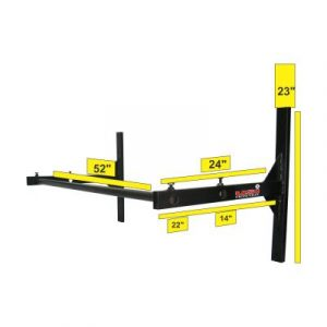 USI 7025 ROOF & WALL PULL UP SYSTEM