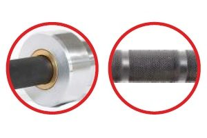 USI OB500 OLYMPIC BARBELL 'ARES'