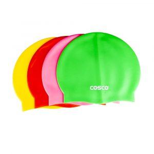Cosco Swim Cap Single Colour