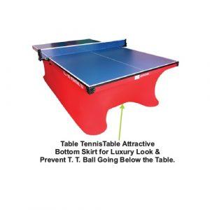 Precise Bottom Skirt For T. T. Table