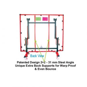 Precise Extra Back Supporter For T. T. Table