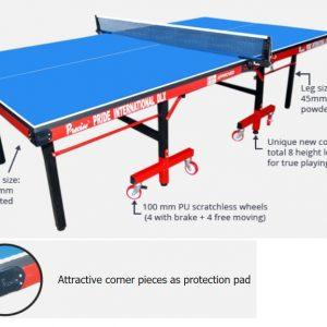 Precise Pride International DLX Model T. T. Table
