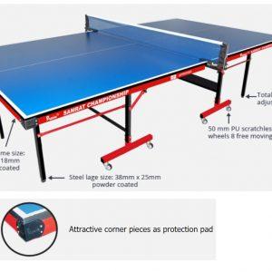 Precise Samrat Championship Model T. T. Table